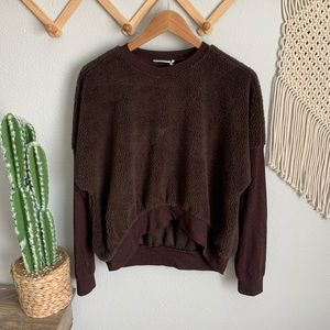 Out From Under Fuzzy Pullover